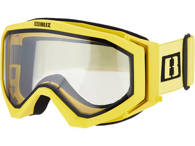 Bliz Edge Drop Gafas, amarillo